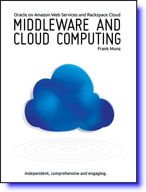 Oracle Middleware and Cloud Computing Book