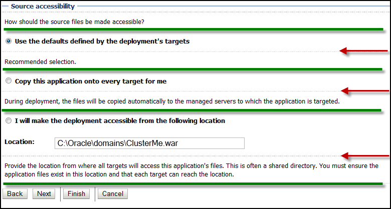 WebLogic Deployment: Answers to Frequently Asked Questions